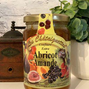 Confiture Abricot Amande
