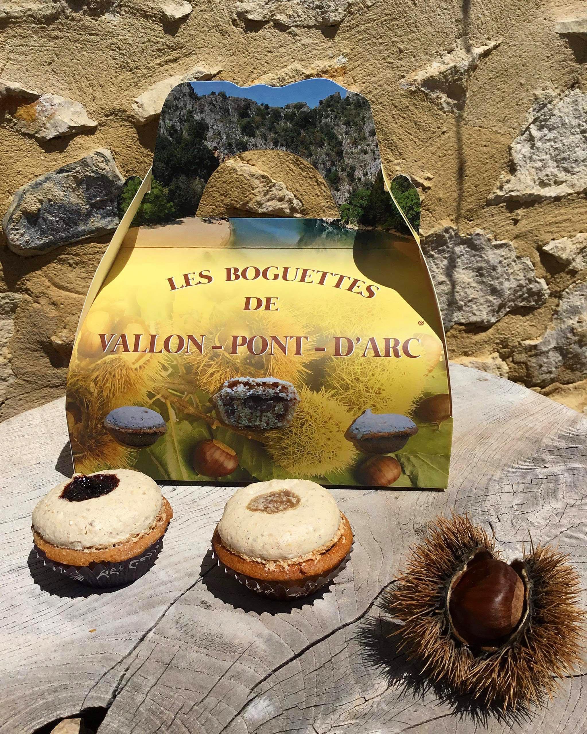 Gâteaux Les Boguettes de Vallon-Pont-d'Arc